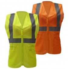 Class 2 Female Fit Vest