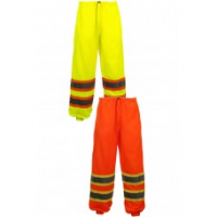 Class E mesh Pants with Contrasting Trim