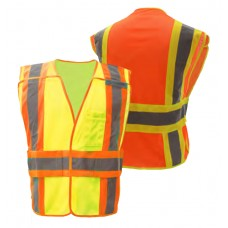 Expandable Waist Breakaway Vest