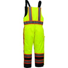 Heavy Weight Winter Safety Bibs